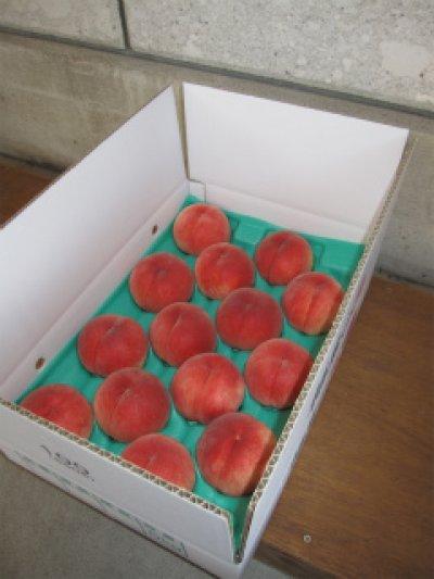 画像1: 特秀プレミアム桃 5kg箱  ※贈答包装